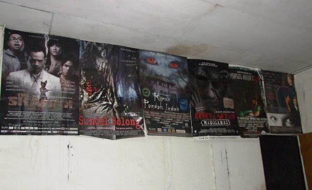 Koleksi Poster Bioskop Karia Solok (April 2012; Arsip Komunitas Gubuak Kopi